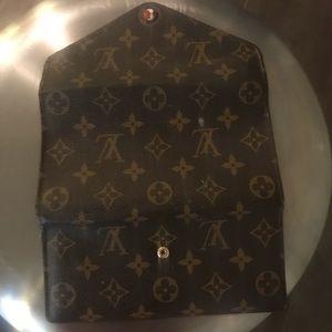 💯%Authentic Louis Vuitton wallet